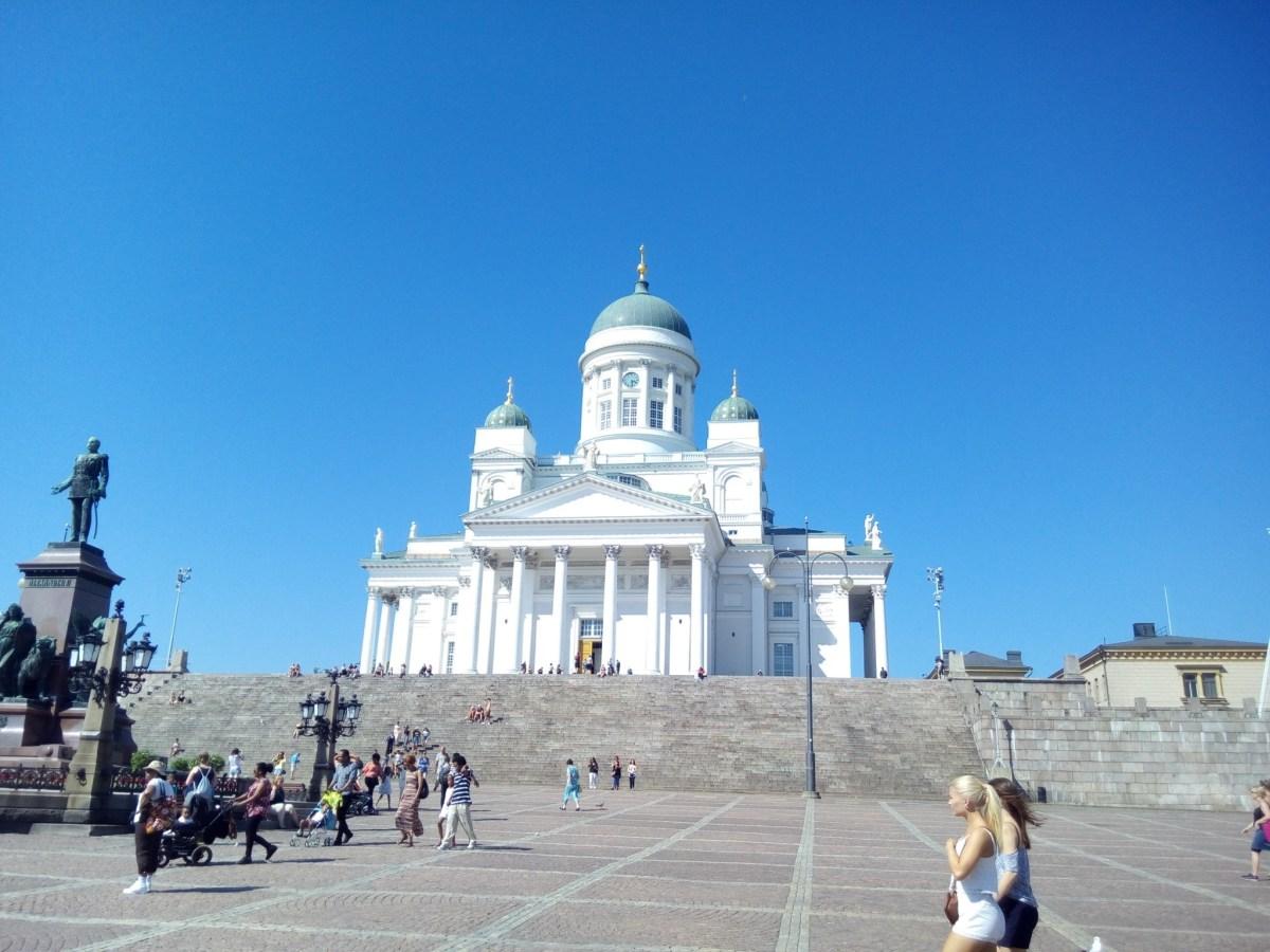 フィンランド ヘルシンキ 市内観光