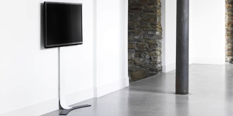 Support Tv Mural Sans Percer Support Tv Erard Standit 400 - 044640 - Achat/vente Erard