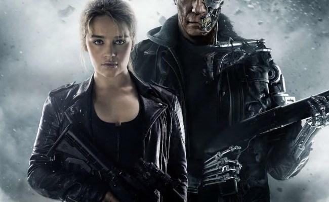Terminator Genisys Vacation