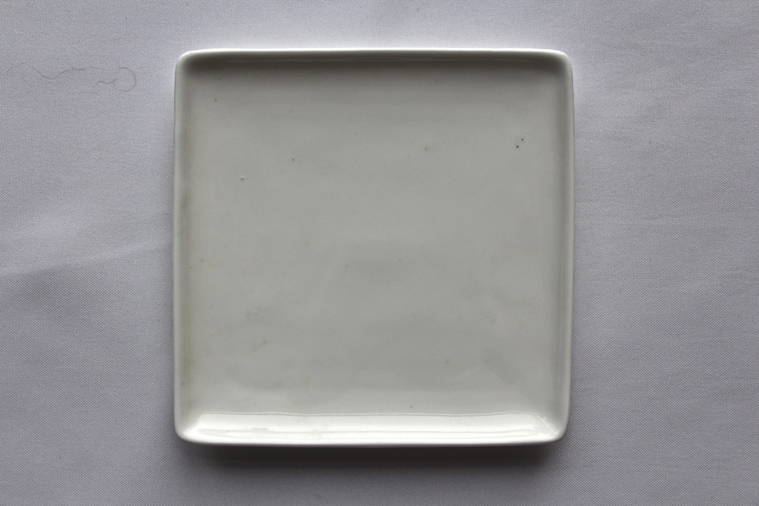 Square Plates White Square Coupe Cocktail Plate Table Manners
