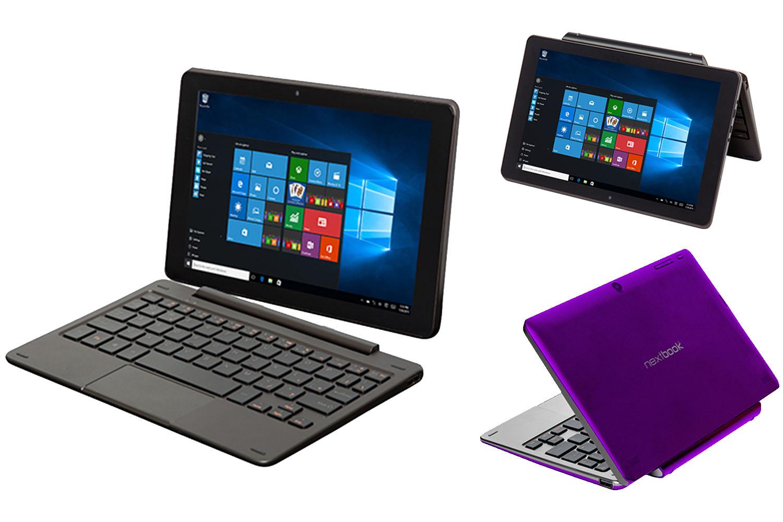 Nextbook flexx cheap windows 10 tablet