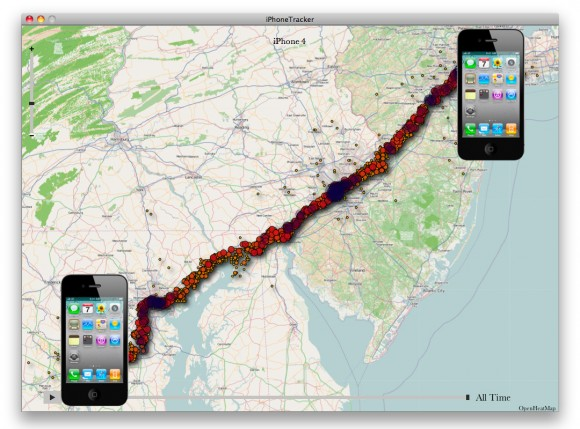 Is it Big Brother or Big Apple? Apple tracking iPhone and iPad users