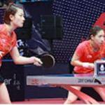 Ding Ning Liu Shiwen vs Chen Meng Zhu Yuling China Open 2017