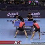 CHEN Xingtong SUN Yingsha vs KATO Miyu NAGASAKI Miyu WD R4 Austrian Open 2017