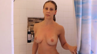 Cherie Deville – Mom caught Son spying on Her in the Shower