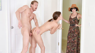[FamilyStrokes] Karter Foxxx – The Cool Stepdad Lets It Slide