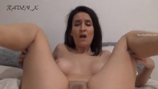Raven X – Horny mommy begs for your cock