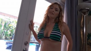 Family Therapy Krissy Lynn – Mother Catches Spying Son