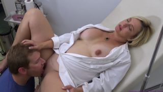 Brianna Beach – Mother & Son Medical Exam