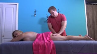 Brianna Beach – Mother's First Massage From Son