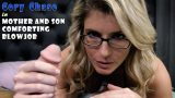 Cory Chase – Mother and Son Comforting Blowjob