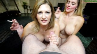 Ashley Mason – Mommy and Auntie Creampie And Facials