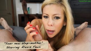 Alexis Fawx – Your New Stepmother