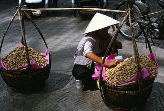 Gành hàng đậu phộng