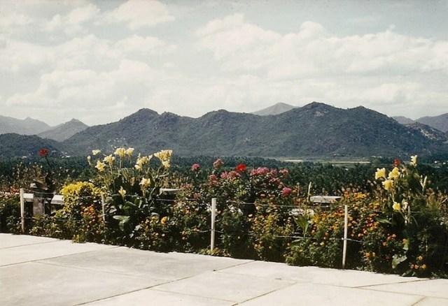 Quang cảnh Nha Trang nhìn từ tượng Phật Trắng.