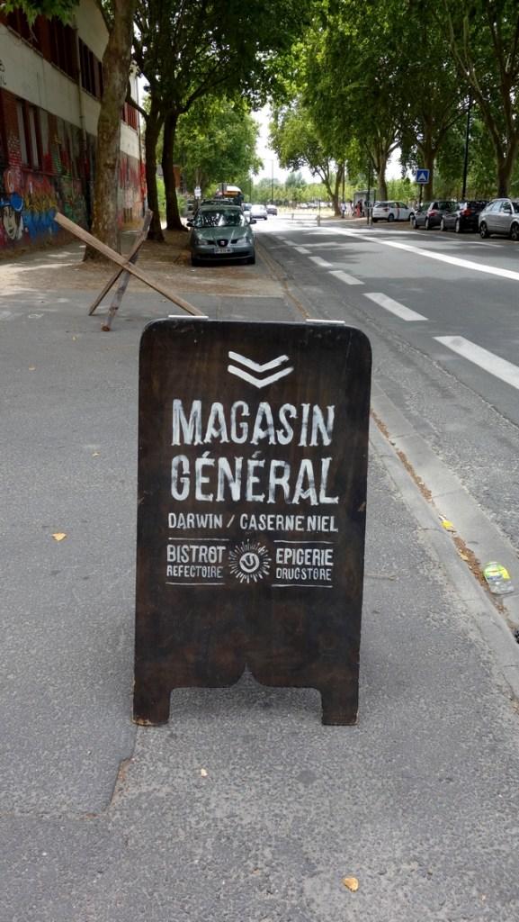 Blog Tache de Rousseur - Bordeaux rive droite Magasin Général Darwin (9)