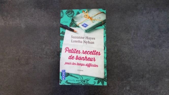 Lecture 1 - Blog Tache de Rousseur (Outlander, Les Visages de Victoria Bergman, Petites recettes de bonheur pour les temps difficiles) (1)