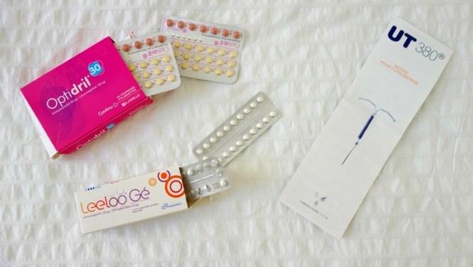 Mon passage de la pilule au stérilet - Tache de Rousseur (2)