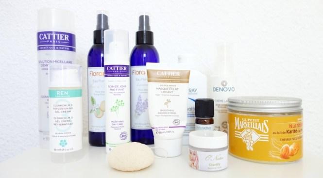 Produits de beauté bio et naturels terminés - Tache de Rousseur, blog beauté naturelle et lifestyle