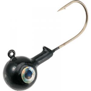 Cabela's 3-D Eye Jighead - Black