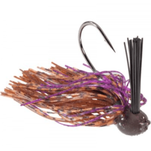 All-Terrain Tackle Rattling A.T. Jig - Black