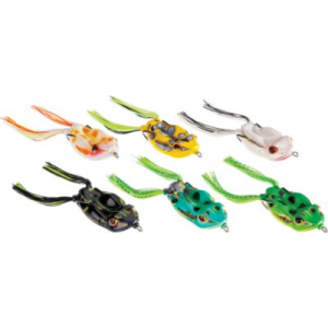 Cabela's 6-Piece Chuck-It Frog Kit - Black