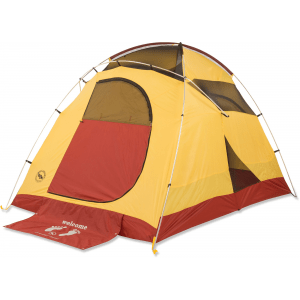 Big Agnes Big House 6 Tent Yellow/Red