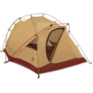 Big Agnes Battle Mountain 2 Tent Orange/Red