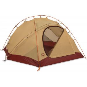 Big Agnes Battle Mountain 3 Tent Orange/Red