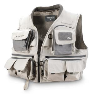 Simms Guide Vest-S-Khaki