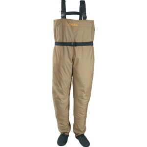 Cabela's Men's Bluestream Stockingfoot Waders - Tan (LARGE)