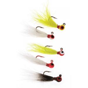 Wahoo Water Bug Jig Five-Pack Assortment