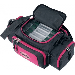 Cabela's Pink Utility Bag with Boxes (WITH BOXES)