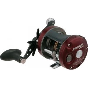Abu Garcia C3 Striper Special Baitcasting Reel - Stainless