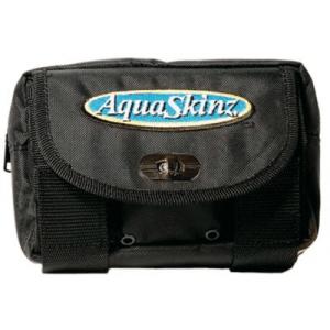 AquaSkinz Small Belt Pouch - Stainless (SMALL BELT POUCH)