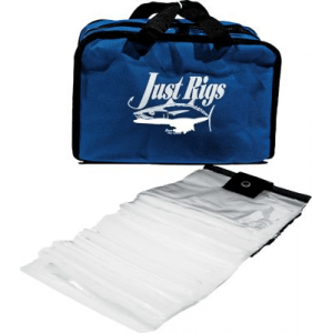 Boone Just Rigs Bags - Clear (REGULAR)