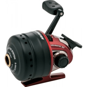 Abu Garcia Abumatic SX Spincast Reel - Stainless