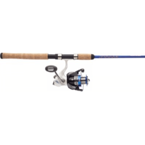 Cabela's Salt Striker/Whuppin' Stick Spinning Combo - Stainless Steel