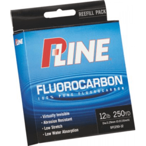 P-Line Soft Fluorocarbon (2 LB)