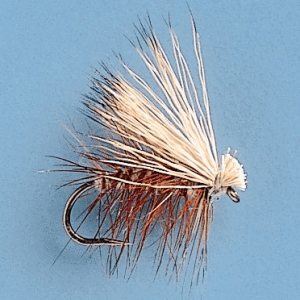 Cabela's Tan Elk Hair Caddis Dry Flies - Per Dozen