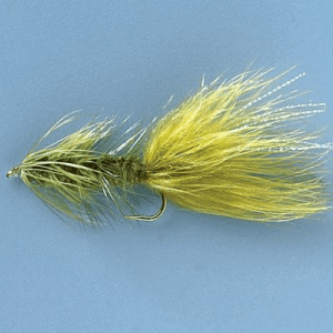 Cabela's Olive Woolly Buggers - Per Dozen