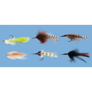 Cabela's Tarpon Fly Assortments - Chartreuse