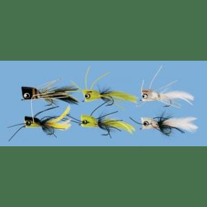 Betts Bass Bug Assortment - Assorted