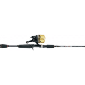 Cabela's Daiwa Goldcast III Pro Guide Spincast Combo - Stainless Steel