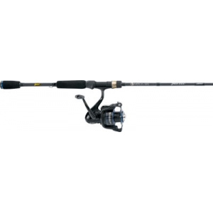 Lew's American Hero Speed Spin Spinning Combo - Stainless Steel