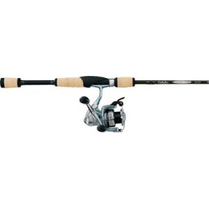Cabela's Shimano Spirex Front-Drag Tourney Trail IM8 Spinning Combo - Stainless Steel