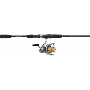 Daiwa Revros Spinning Combo - Stainless Steel