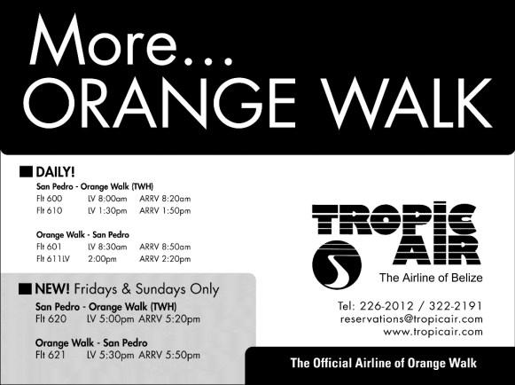 orange walk district