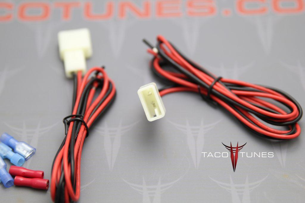Toyota 4Runner Aftermarket Speaker Harness Adapter