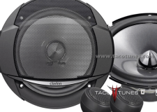 Clarion SQR 1722 Component Speakers Toyota Tundra Picture